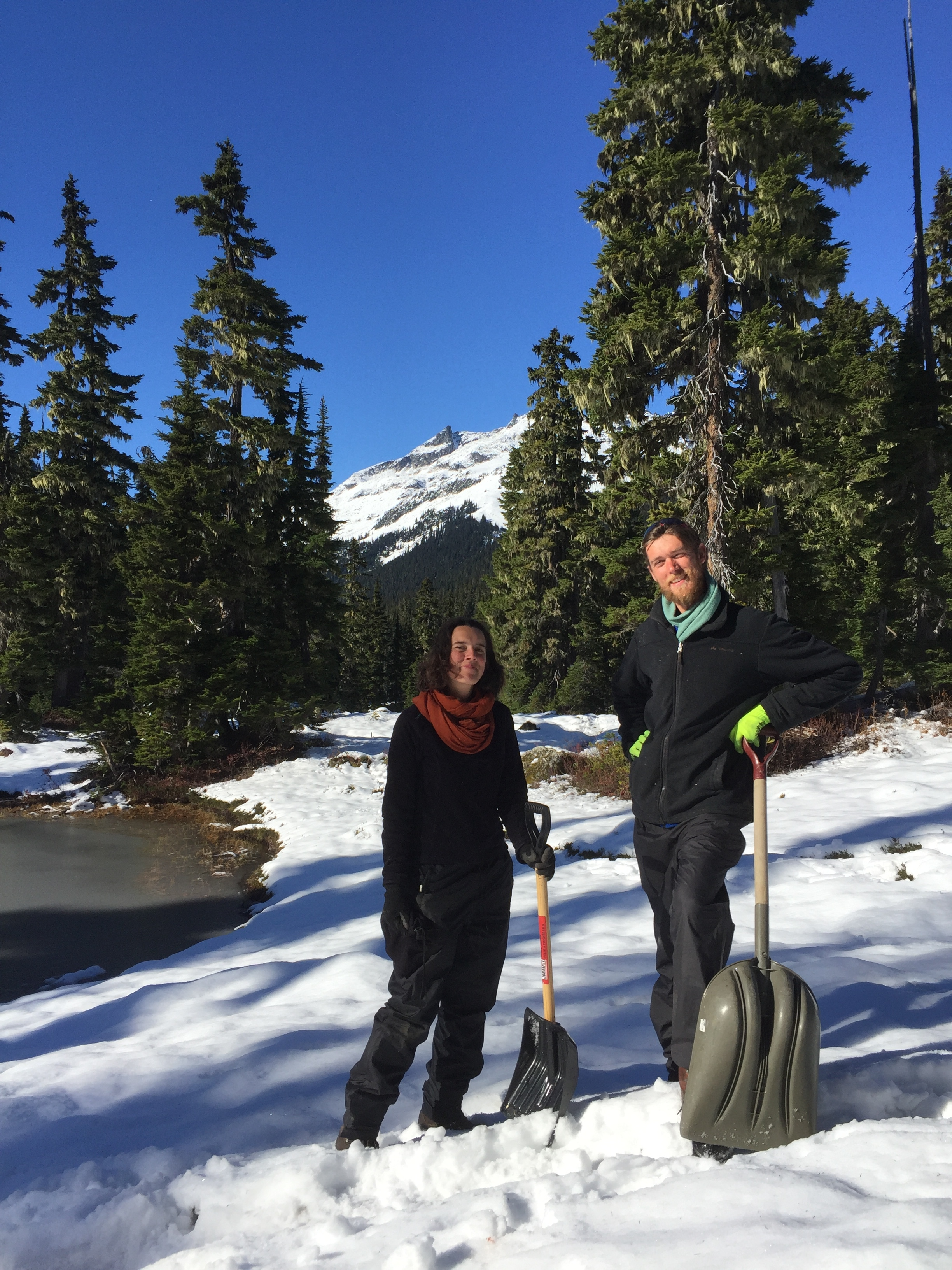 Backcountry Lodge Employment Opportunity for Couple